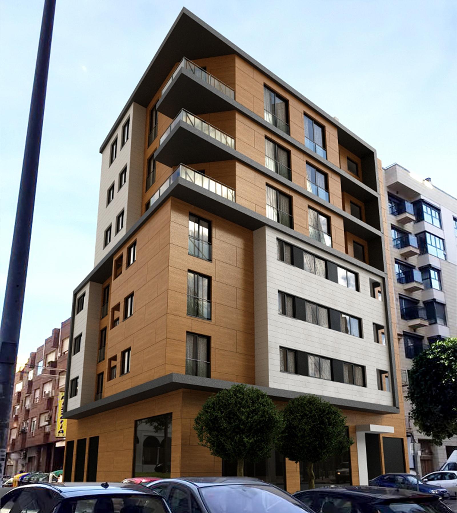 Proyectos lumarquitec estudio de arquitectura cartagena - Arquitectos en murcia ...