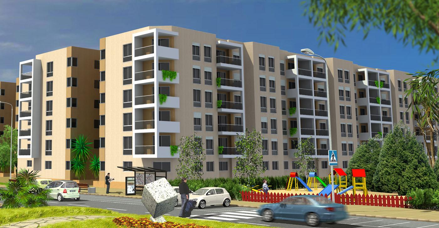 96 viviendas de p o y garajes torre 1 proyectos - Arquitectura cartagena ...