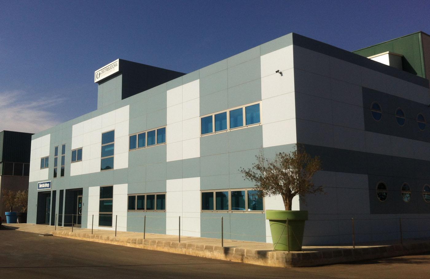 Industrial proyectos lumarquitec estudio de - Arquitectura cartagena ...