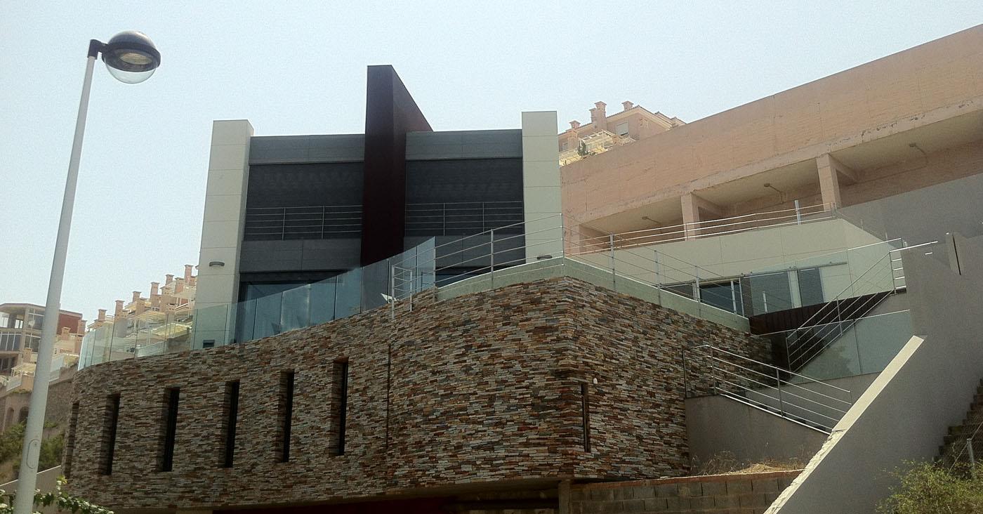 Archives for 2007 proyectos lumarquitec estudio de for Estudio arquitectura murcia