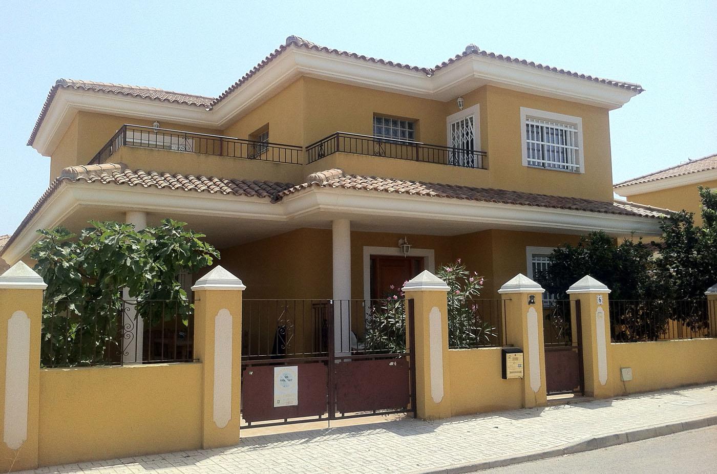 3 viviendas unifamiliares y garajes proyectos - Arquitectura cartagena ...