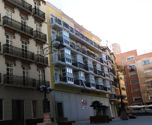 Archives for 2006 proyectos lumarquitec estudio de for Estudio arquitectura murcia